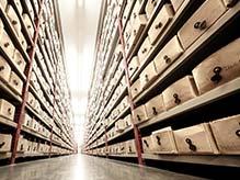 gestione archivi e logistica