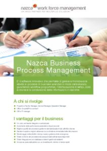 thumbnail of Nazca WFM_Process Management_ita